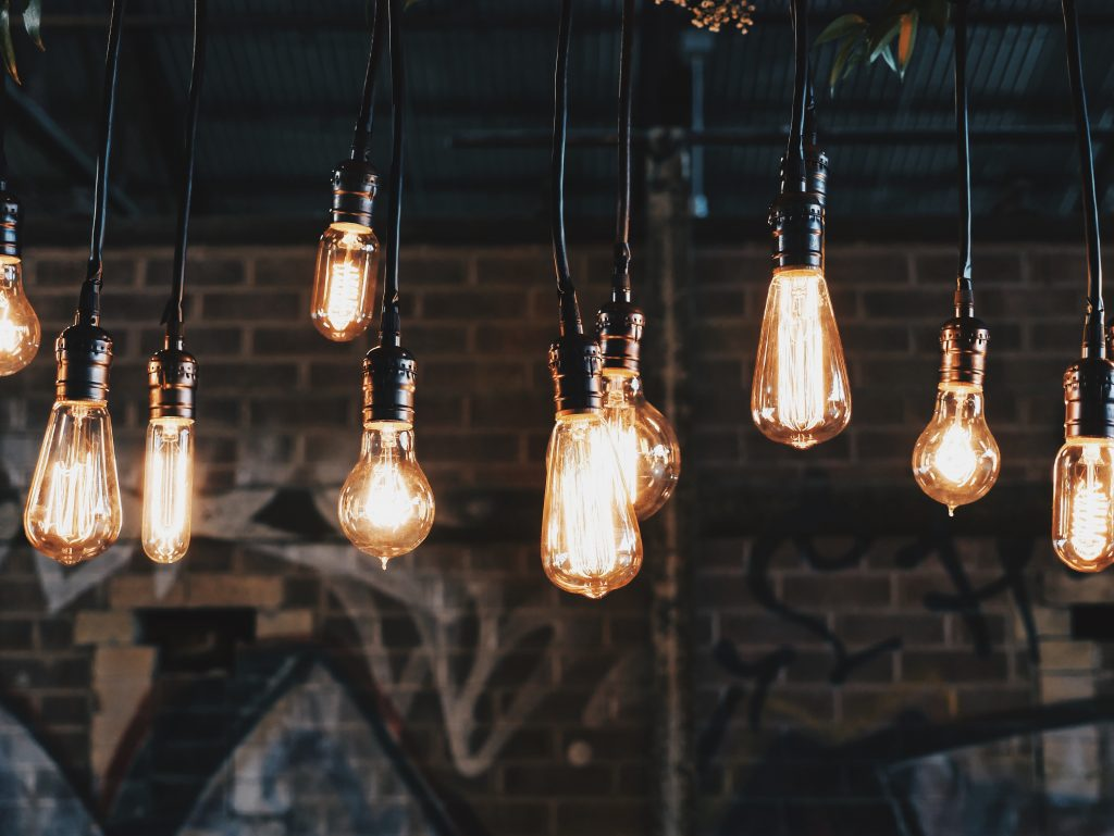 Duurzame lampen van echt groene stroom