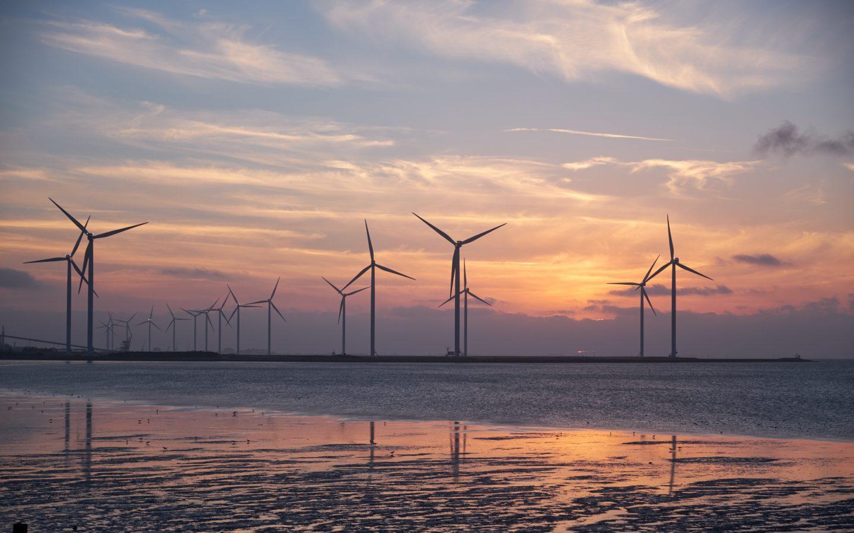 Windenergie zet windkracht om in duurzame energie